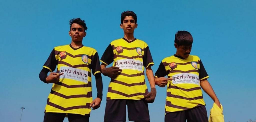 Telangana Football Players